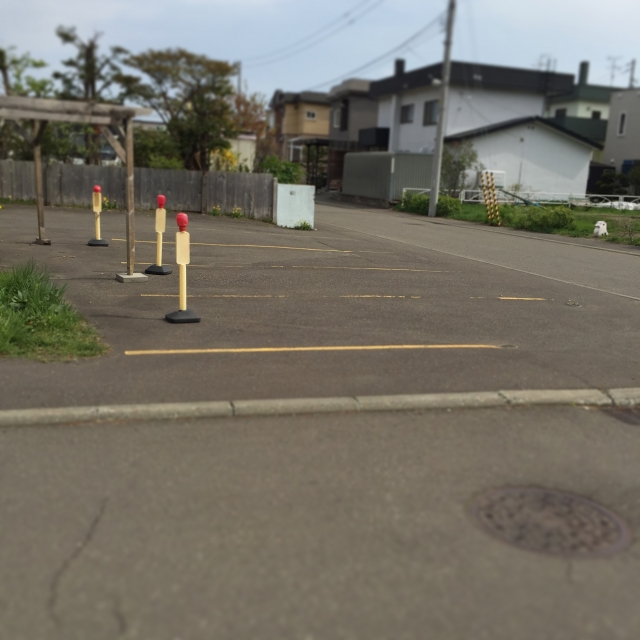 【予約制】軒先パーキング 最大5台OK!広々駐車場 image