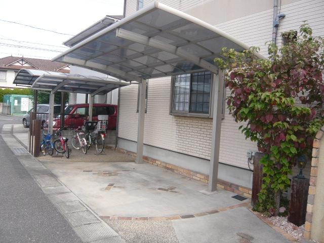【予約制】軒先パーキング 【岡山市北区】青江5丁目パーキング image