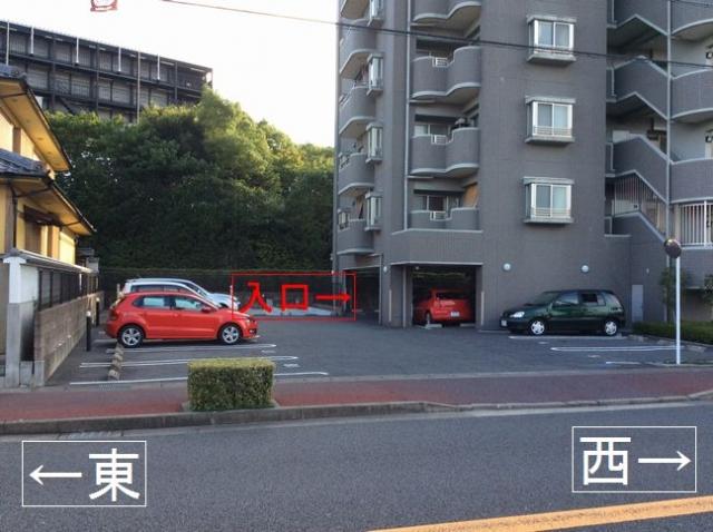 【予約制】軒先パーキング 長良福光駐車場 image