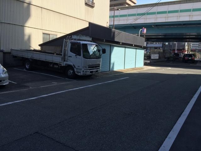 【予約制】軒先パーキング 弁天5丁目駐車場 image