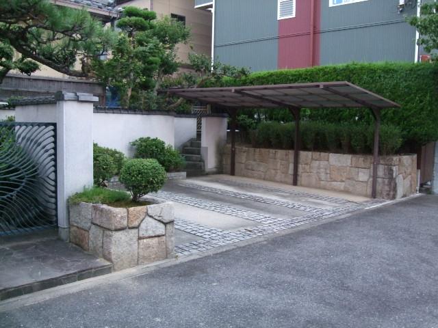【予約制】軒先パーキング 汐路町駐車場 image