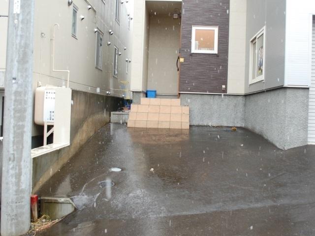 【予約制】軒先パーキング 月寒東2条 takaparking image