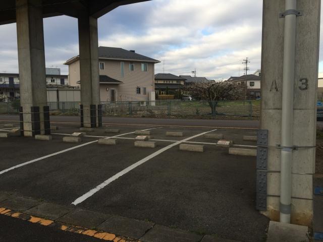 【予約制】軒先パーキング 細畑高架下(Aブロック) image