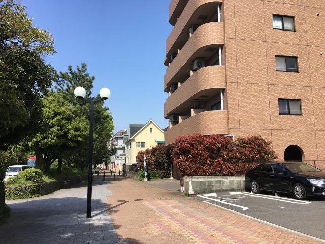 【予約制】軒先パーキング トピア大濠 ヤフオクドーム前 image