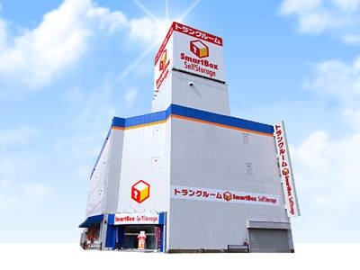 【予約制】軒先パーキング 【バイク専用】スマートボックス三国店 駐輪場 image