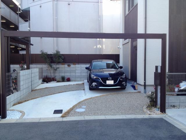 【予約制】軒先パーキング 金閣寺 上柳町駐車場 image