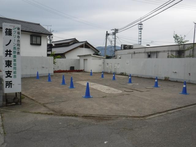 【予約制】軒先パーキング 【軽専用】JAグリーン長野篠ノ井東支所第1駐車場 image
