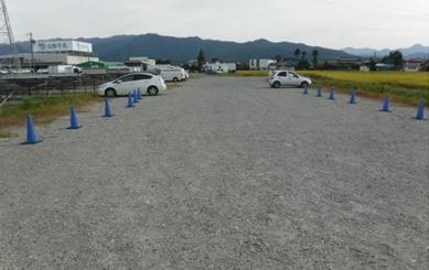 【予約制】軒先パーキング 長野牛乳駐車場 image