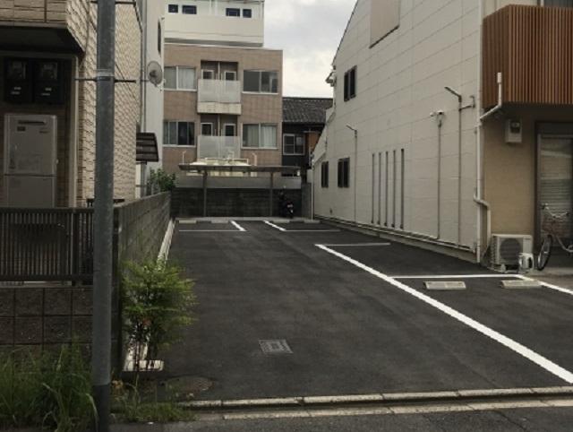 【予約制】軒先パーキング 【西京極近く】西京極どうぶつ病院用駐車場 image