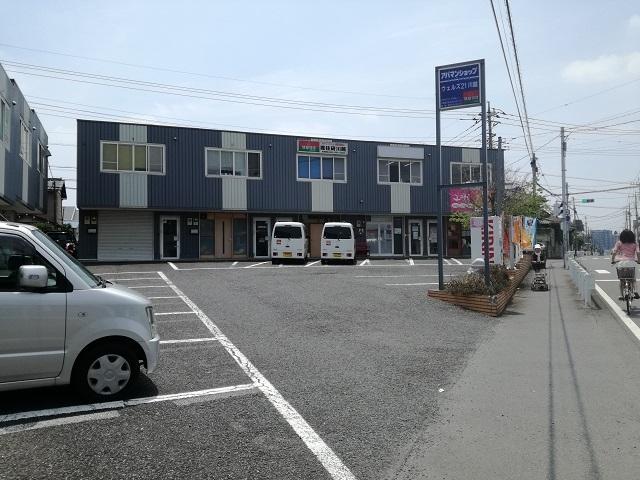 【予約制】軒先パーキング 川越仙波町駐車場 image