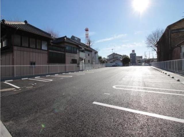 【予約制】軒先パーキング 【土浦花火】土浦市中央駐車場 image