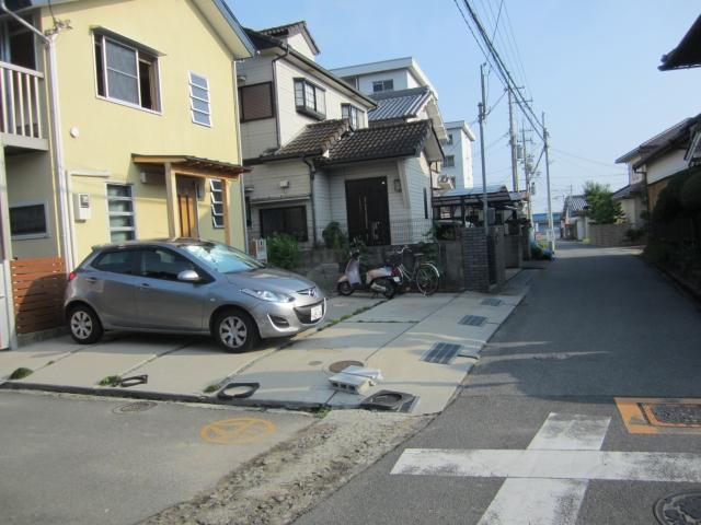 【予約制】軒先パーキング taka4駐車場 image