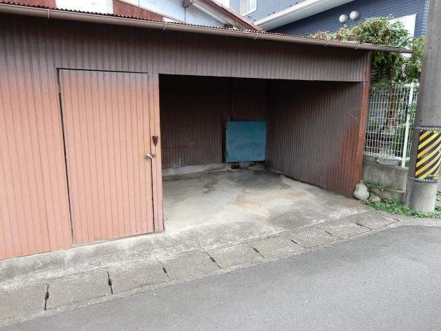 【予約制】軒先パーキング 基地西側駐車場(三井東町)【軽自動車専用】 image