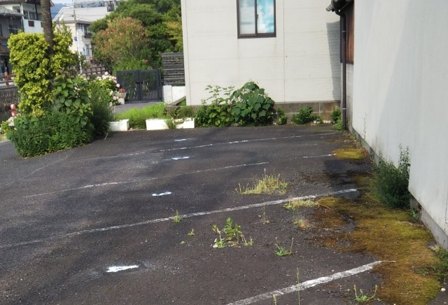 【予約制】軒先パーキング 普門院前駐車場 image