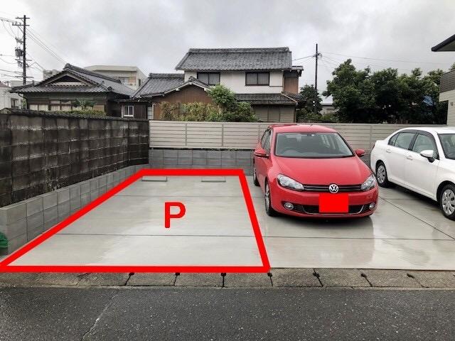 【予約制】軒先パーキング 岐阜市本荘公園 如月町駐車場 image