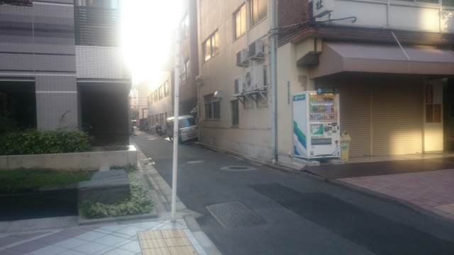 小伝馬町 第1駐車場