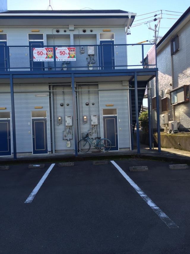 【駿河区聖一色】松純駐車場