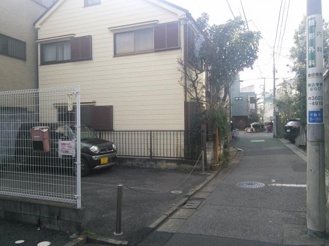 【文京区】千駄木5丁目駐車場 ※駐車マナーをお守りください。