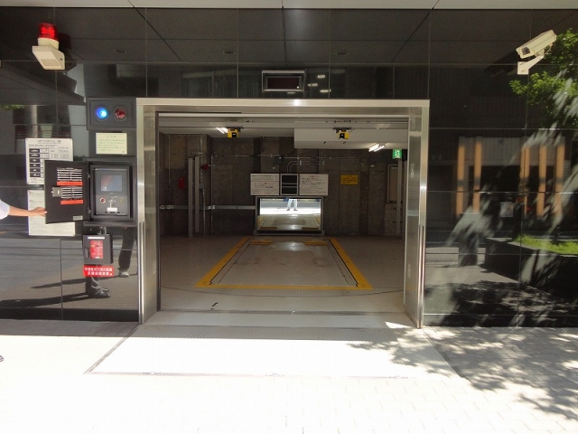 飯田橋2丁目 第1駐車場(ハイルーフ対応)