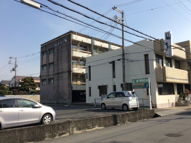 【姫路】北八代駐車場