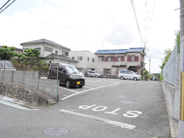 【軽・小型車用】尺谷8番地駐車場