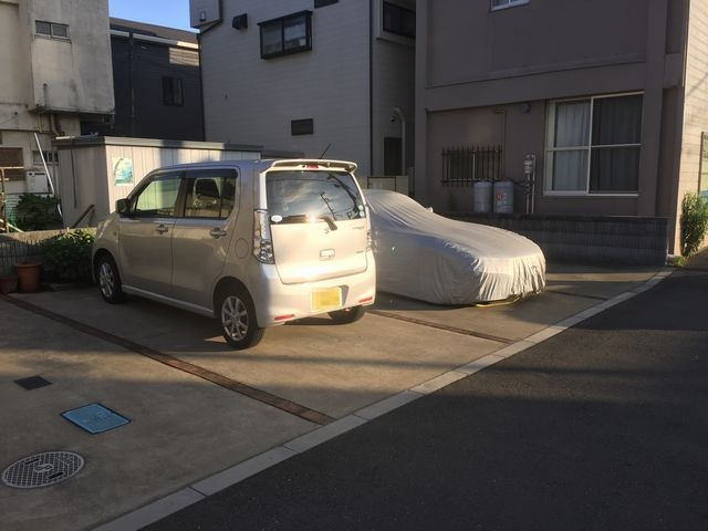 【NACKスタジアム徒歩7分】堀の内町第一駐車場