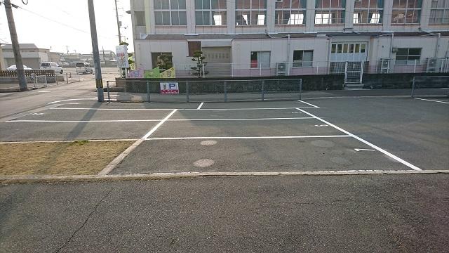 アメリ第2駐車場