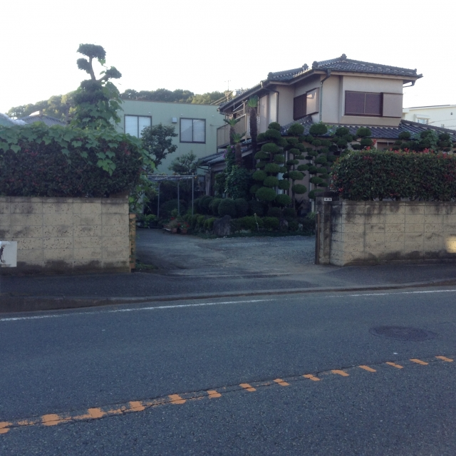 新羽町 第2駐車場