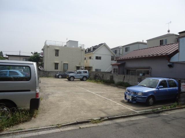 蕨市中央予約駐車場