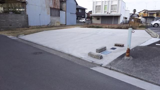 【東かがわ市】三本松373駐車場