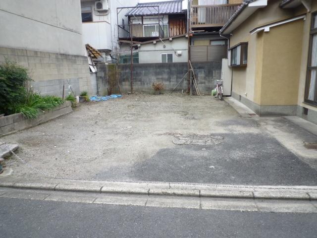 【京都駅前】南山王町 第1駐車場