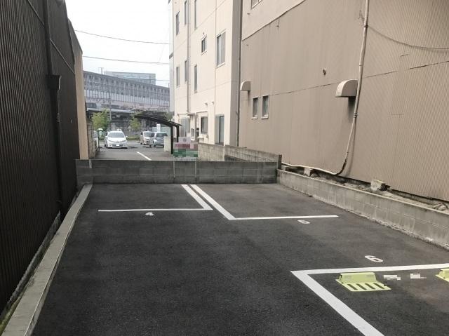 【軽小型専用】北区奉還町1丁目 第2駐車場