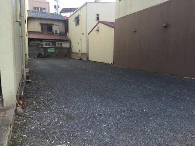 【岡山駅】北区奉還町1丁目 第1駐車場