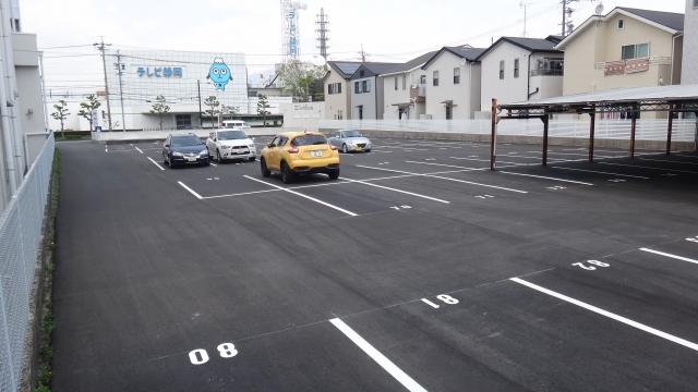 【屋根付き・軽自動車専用】杉島駐車場