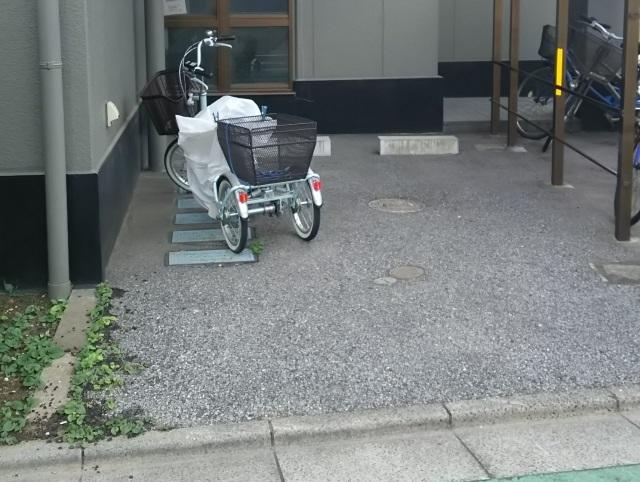 グレイスガーデンA駐車場