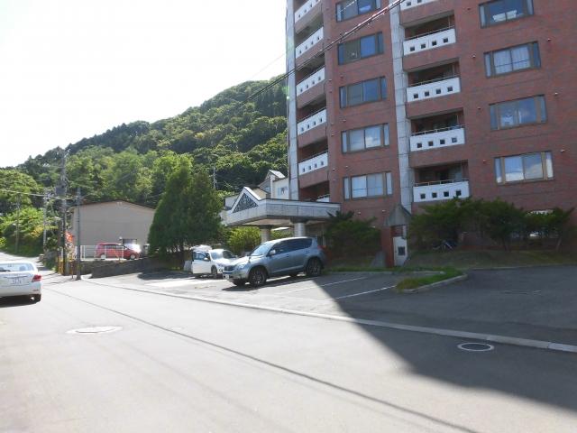 プレセランス・函館山駐車場