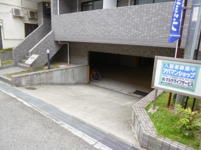 【軽小型専用】メゾン・ド・ヴィレ ボヤージュ駐車場