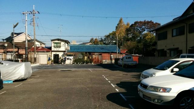 京都駅前 屋形町駐車場