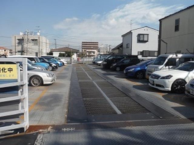 渡田月極駐車場(2階)