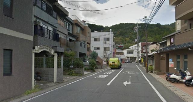 嵐山 中尾下町駐車場