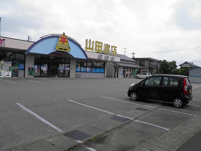 芝原館(山田書店)予約駐車場スペース