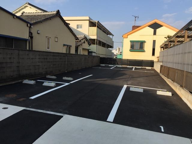 ドーム徒歩3分!軽専用TSK駐車場