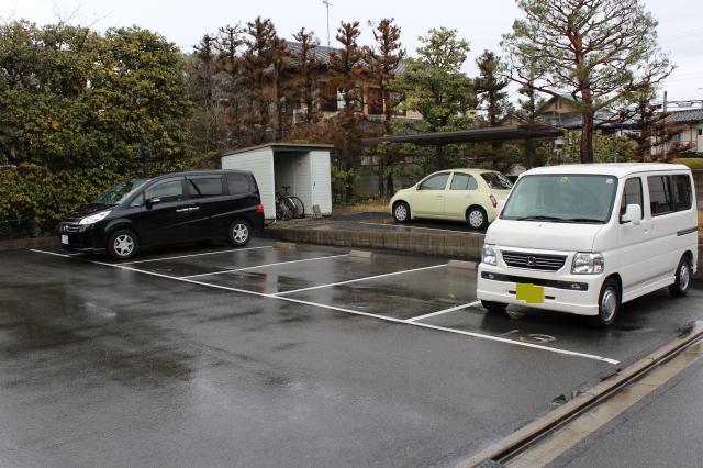 龍安寺西ノ川町駐車場