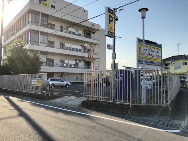 TC行田忍第一駐車場