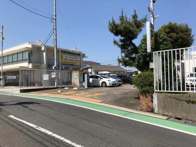 TC日立多賀第1駐車場