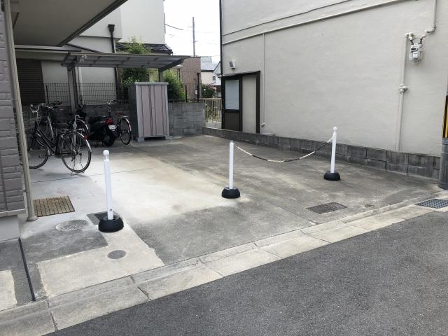 吹田駅前駐車場