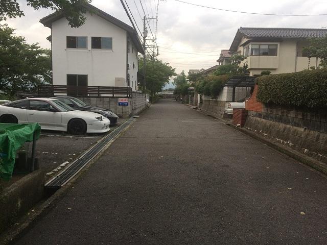【軽・小型専用】五月が丘高台駐車場