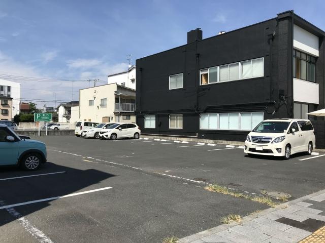 【足利花火大会】マチノテ駐車場