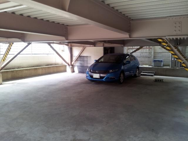 ★屋根付★上石原2丁目 第1駐車場