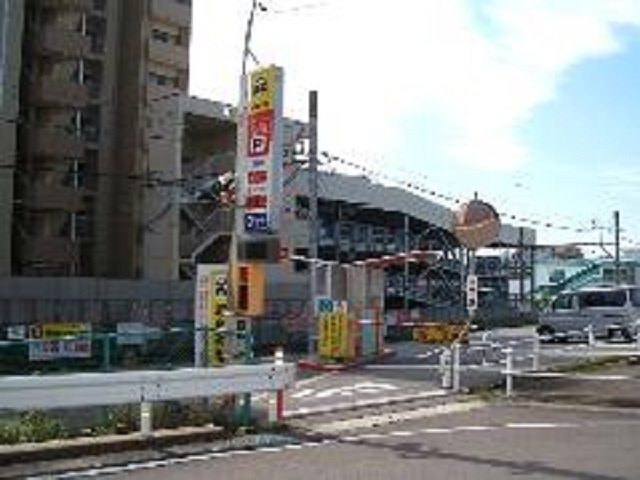 【aQmo対応】新瀬戸駅前(軽専用)